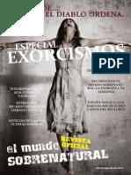 El Mundo Sobrenatual Nº2- Especial Exorcismos