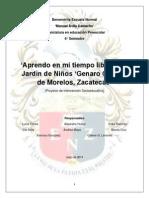 Genaro Codina Proyecto