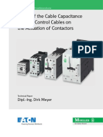 Long Control Cables Tables