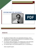 Sindrome de Sjogren Primario