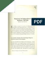 El Proceso de Independencia Haitiano