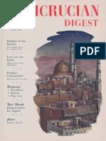 Rosicrucian Digest, August 1956
