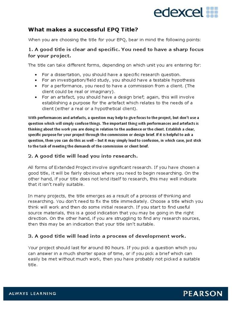 Epq dissertation plastic surgery argumentative essay