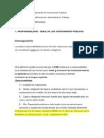 1responsabilidad Penal Funcionario Públicos