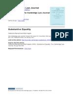 CBBH-SubstantiveEquality