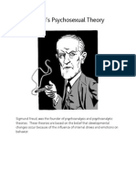 freud psychosexual