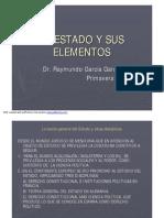 M_a_el Estado y Sus Elementos[1]