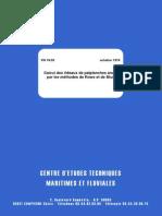 CETMEF - Calcul Des Rideaux de Palplanches Ancrés