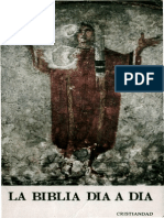 La Biblia Dia a Dia - Alonso Schokel y Juan Mateos