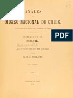 Anales Mnhn1892 Algunos Peces