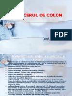 Cancerul de Colon- Curs Ppt