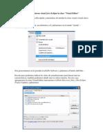 Java entorno visual