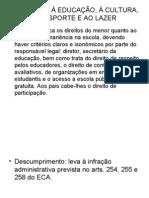 Aula 4 -Direito a Educacao ...