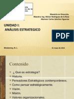 Analisis Estrategico 31 v 2014