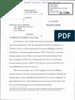 Forrest Denial of Defense Motion in Silk Road Case