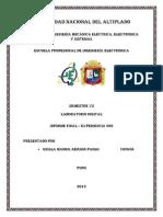 Informe Final Nro. 02 - Interfaces de Familias TTL a CMOS