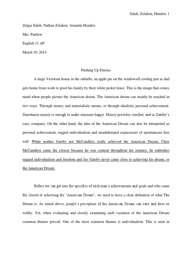 Essay Papers Examples Thesis Statement For The Great Gatsby American Dream Course Hero The Great  Gatsby Essay Guide Search Essays In English also An Essay On English Language Help With Cheap Custom Essay On Lincoln Cover Letter For Pediatric  Business Essay Topics