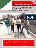 Revista Gran Canaria Enclave Socialista Numero 26 Junio