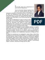Acta de Independencia de Guatemal
