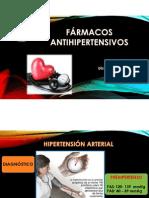 Fármacos Antihipertensivos