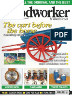 The Woodworker & Woodturner - July 2014