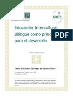 Educacion Intercultural Bilingue Docto158