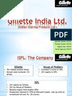 Gillette India Ltd_Group 2_ Section C