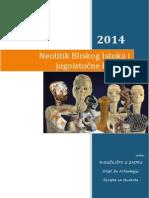 Neolitik Bliskog Istoka i jugoistočne Europe