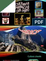 Culturas Pre Incas