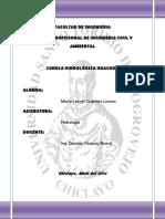 2 Caracterización de La Cuenca Ml