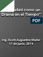 """""""La Ciudad como un Drama en el Tiempo"""" CCCR Muller PDF Lores"""