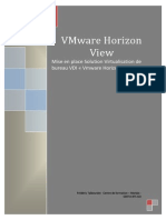VDI VMware Horizon View