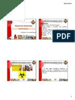 Produtos Perigosos Conceitos e Critérios de Classificação