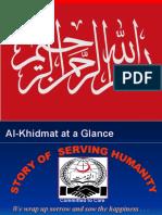 Al-Khidmat FOR igmg