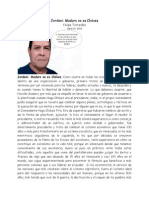 Jordani Maduro No Es Chávez   Felipe Torrealba