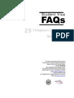 Student Visa FAQ