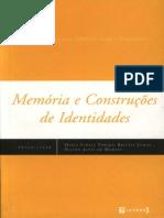 29-Memoria e Contrucao de Identidade