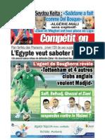 Edition du 29/11/2009