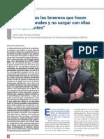 Entrevista Jose Luis Poveda
