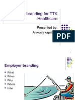 ttk healthcare employer branding