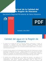 Presentacion Agua 2014