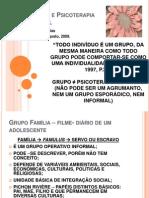 Grupo e Psicoterapia Grupal - Dgrh 2