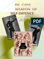The Cane as a Weapon of Self Defence (American Singlestick) - A.C. Cunningham 1912