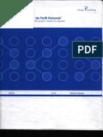 Sistema de Perfil Personal Disc