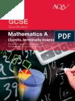 AQA 2014 Specification GCSE Maths