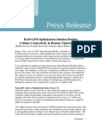 RAD Press Release 20070716