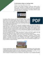L'Impact de La Révolution Cubaine en Amérique Latin