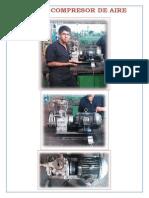 Motor Compresor de Aire