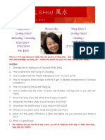 Classical Feng Shui Classes