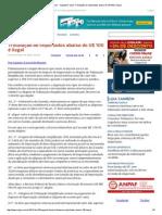 ConJur - Augusto Fauvel_ Tributação de importados abaixo de U$ 100 é ilegal